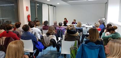Acto de la Asociación , 'Mujeres científicas'