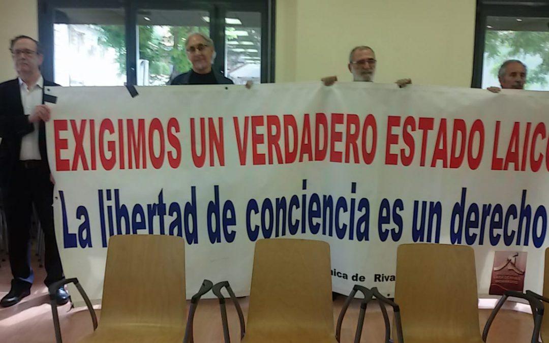 Aprobado el Reglamento de laicidad municipal en Rivas Vaciamadrid