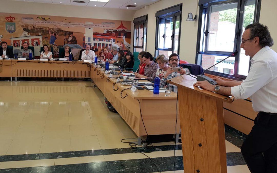 Aprobación definitiva del Reglamento de laicidad municipal de Rivas Vaciamadrid